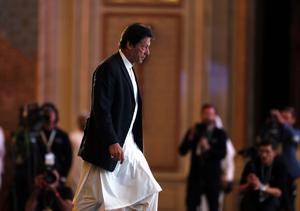 Imran Khan au Pakistan
