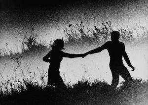 «Caroline Branson da Spoon River», 1968-1973, Mario Giacomelli.