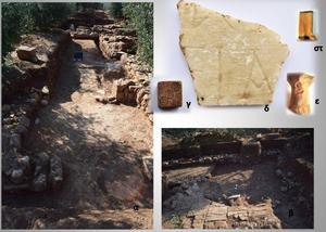 Le site était déjà connu des archéologues depuis plusieurs années notamment pour sa nécropole.