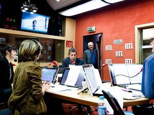 Michel Cymes à RTL.