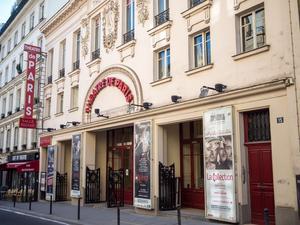 Théâtre de Paris.