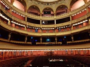 La salle Favart de l'Opéra Comique accueillera «Bohème, notre jeunesse».