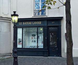 La résidence d'artistes Le Bateau Lavoir.