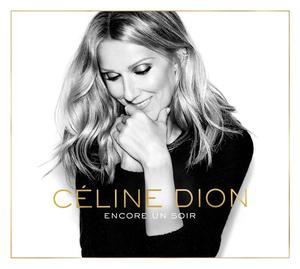 La pochette du nouvel album de Céline Dion.