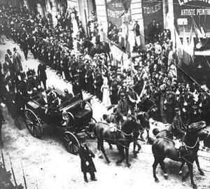 Voyage d'Émile Loubet à Dijon en 1899