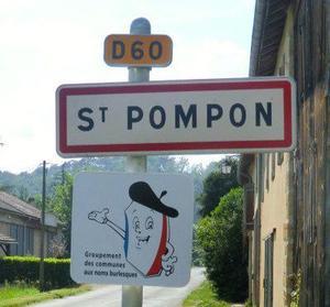 Le Groupement des communes aux noms burlesques, pittoresques ou chantants compte maintenant 39 communes.