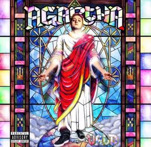 Pochette d'«Agartha», premier album de Vald.