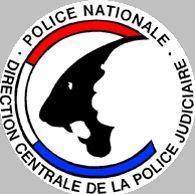 Actuel logo de la police judiciaire.