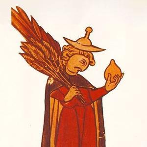 Au Moyen-Age, le chapeau juif ressemblait plutôt à ça.