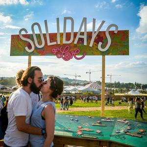 Solidays.