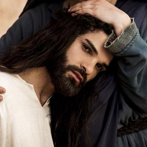 Mike Massy dans le rôle de Jésus