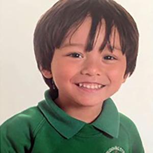 Julian, enfant australien de 7 ans tué lors de l'attaque de Barcelone.