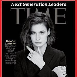 Le magazine américain a consacré la Nantaise de 28 ans comme l'une des dix visages de la génération des leaders de demain.