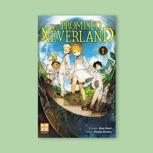<i>The Promised Neverland</i>, un manga qui saura plaire au-delà du lectorat traditionnel.