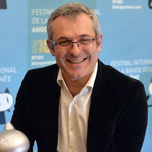 Laurent Lerner, patron des éditions Delirium.