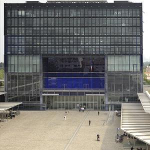La nouvelle Mairie de Jean Nouvel