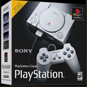 Le packaging de la PlayStation Classic