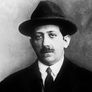 Alexandre Stavisky (1886-1934) français d'origine russe, auteur d'une escroquerie au Crédit Municipal de Bayonne, de plusieurs millions.