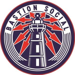 Le logo du Bastion social.