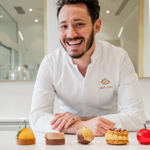 Le chef pâtissier Cédric Grolet.