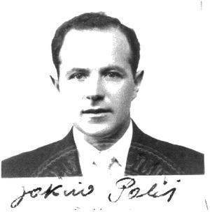 Jakiw PALIJ en 1957