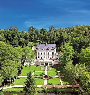 Le château Gaillard, àAmboise(37).