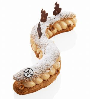 Le paris-brest revisité par Christophe Michalak.