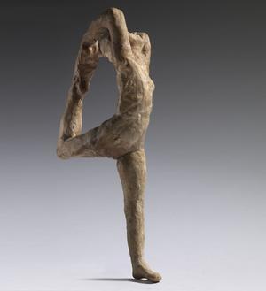 «Mouvement de danse», Auguste Rodin.