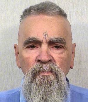 Charles Manson est emprisonné depuis plus de 40 ans pour une série de meurtres.