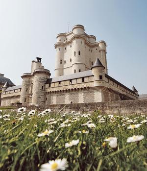 Le donjon de Vincennes (94) estaccessible au cours de visites commentées, ledimanche à 11h.