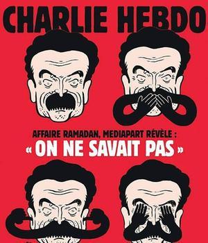 Une de Charlie Hebdo du 8 novembre 2017.