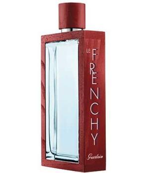 Le Frenchy de Guerlain, 210 € le vaporisateur de 100 ml <br/>de la collection Les Parisiens.