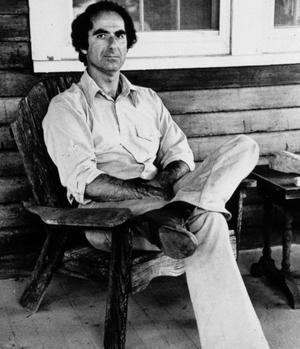 Philip Roth en 1977