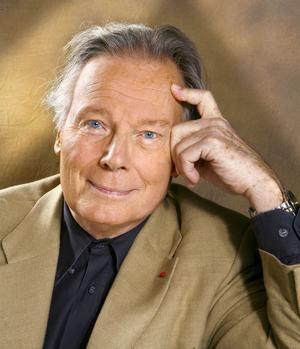 Le comédien au beau regard bleu aura régné sur la Comédie-Française pendant 25 ans.