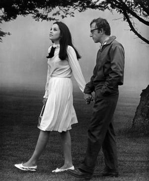 Janet Margolin et Woody Allen, dans «Prends l'oseille et tire toi» (1969).