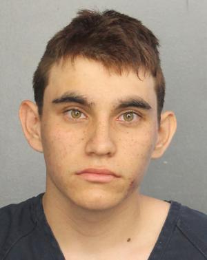 Nikolas Cruz, 19 ans.
