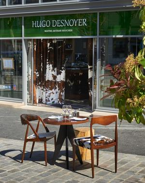 La Table d'Hugo Desnoyer (XIXe).