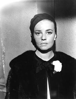 Jeanne Moreau dans «Les Liaisons dangereuses» de Roger Vadim (1959).