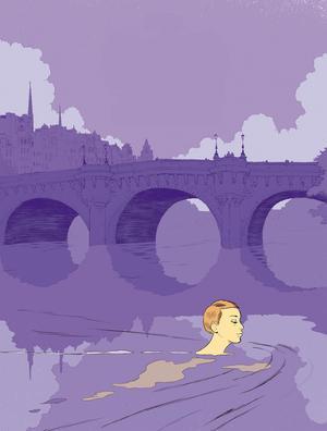 Le dessin de couverture d' <i>Un bruit étrange et beau</i>, de Zep.