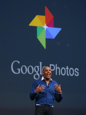 Anil Sabharwal, directeur de Google Photos.