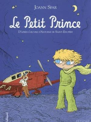 Couverture du «Petit Prince» de Joann Sfar