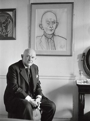 Daniel Henry Kahnweiler.