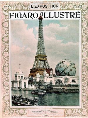 Le Figaro Illustré, 1900.