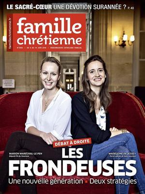 «Les frondeuses», les appelle Famille Chrétienne.