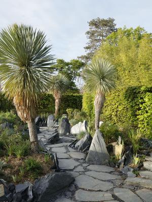 «Le Jardin des Émergences» de Pierre Lavaud et David Simonson, Suisse et États-Unis, «un message d'espoir pour le paysage du XXie siècle».