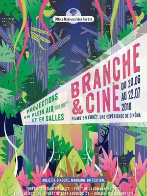 La première édition du festival de cinéma «Branche &amp; Ciné», organisé par l'Office national des forêts se déroulera du 20 juin au 22 juillet <i>.</i>
