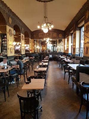 Le caffè San Marco datant de 1915.