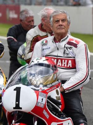 Certains grands noms de la compétition sur deux-roues seront présents sur le salon, comme Giacomo Agostini.