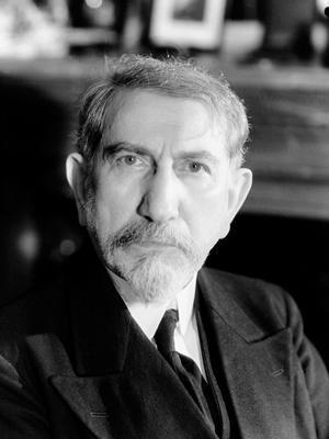 Charles Maurras en 1930.