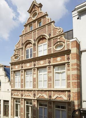 Le tout jeune Hôtel des Galeries, à Bruxelles.